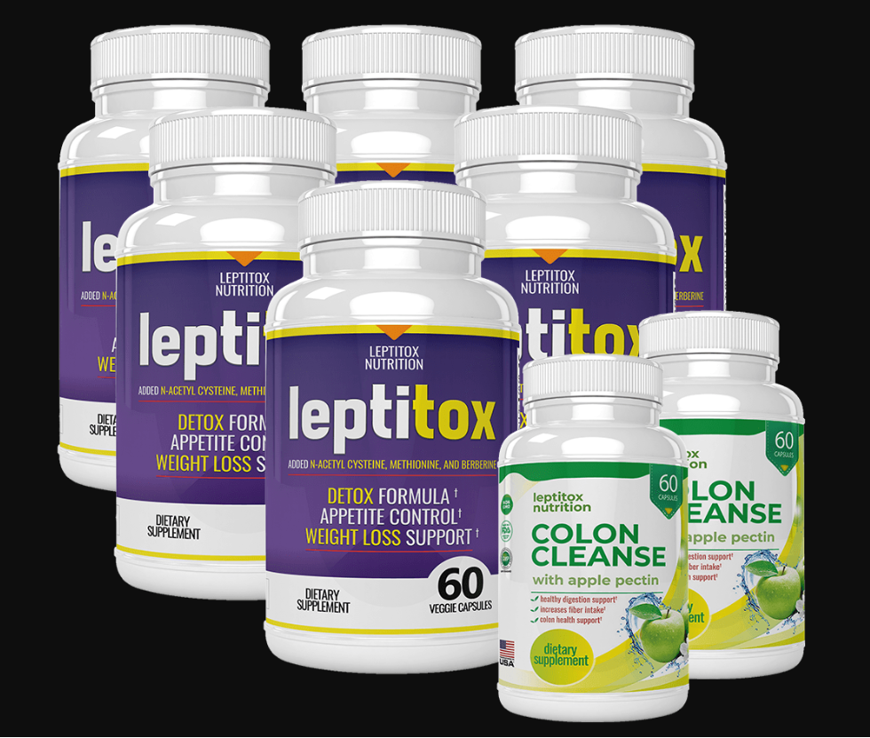 Leptitox weight loss vitamins